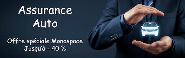 Assurance AXA offre speciale auto monospace tarif pas chere