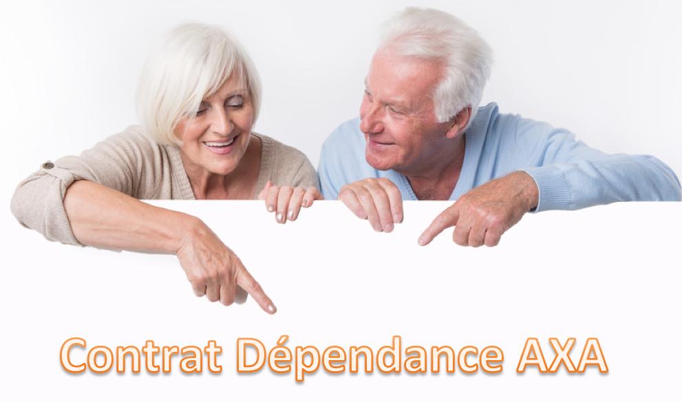 Contrat dépendance AXA