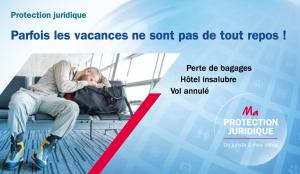 Protection juridique voyage vacances