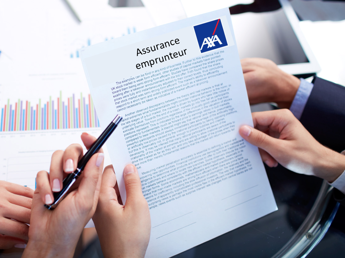 axa assurance emprunteur