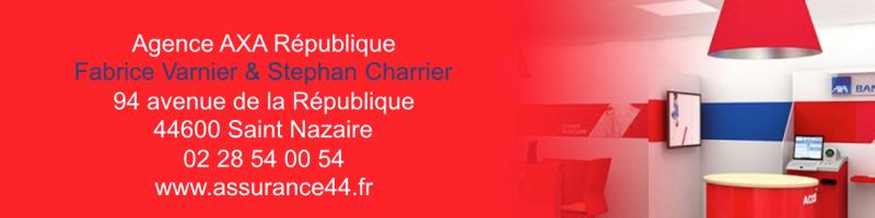 Agence AXA Saint Nazaire La Baule Pornichet Nantes