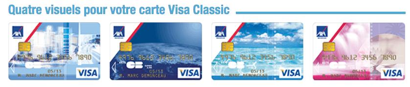 Cartes bleues AXA Banque Oligo