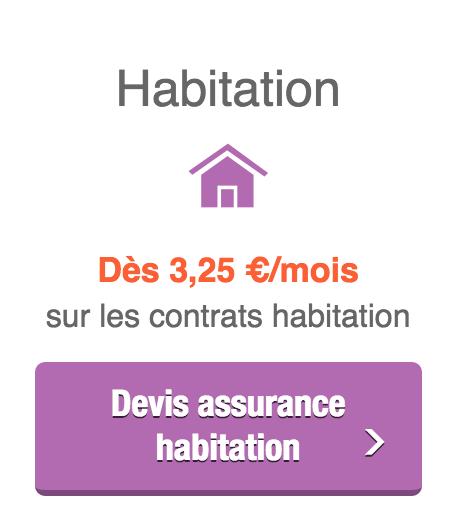 Devis assurance habitation pages jaunes