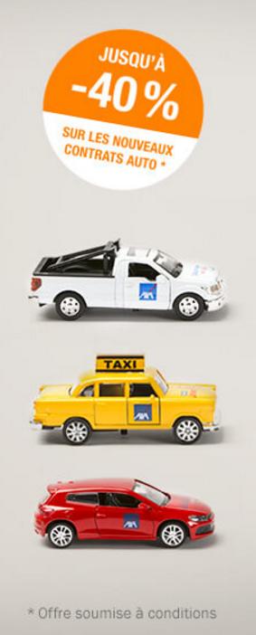 Tarif Auto assurance AXA offre speciale