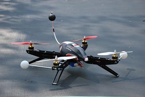 assurance drones AXA