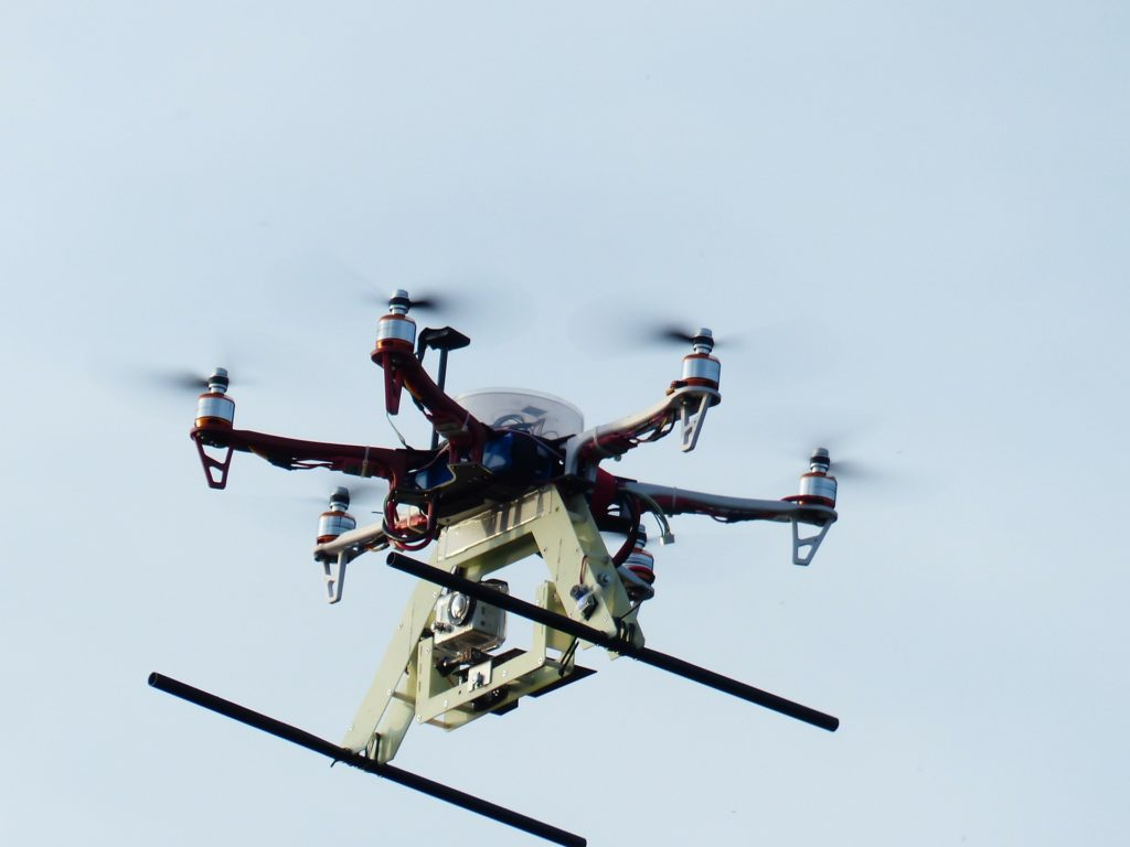 drone assurance responsabilité civile AXA