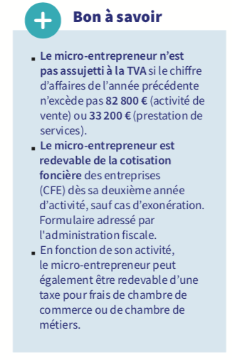 Guide Pratique Du Micro Entrepreneur Assurances Axa